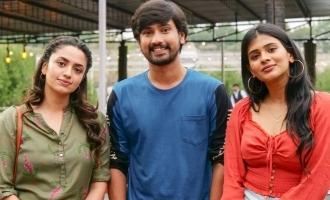 'Orey... Bujjiga': Hebah Patel in Raj Tarun's movie