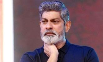 Jagapathi Babu makes an appeal as his fan dies