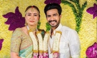 Wedding pics of Jwala Gutta, Vishnu Vishal surface on Internet