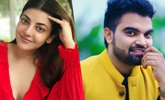 Kajal Aggarwal teases Pradeep Machiraju about dating her!