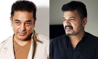 'Indian 2': Kamal & Shankar in Rajahmundry