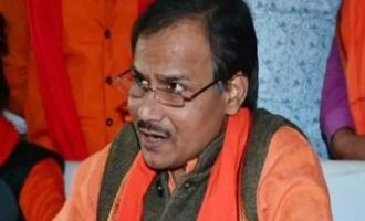 Hindu activist Kamlesh Tiwari murdered