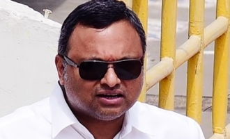 They arrested my dad to divert people's attention: Karti Chidambaram