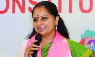 Amid BJP's rise, Kavitha is confident that TRS will have a Mayor