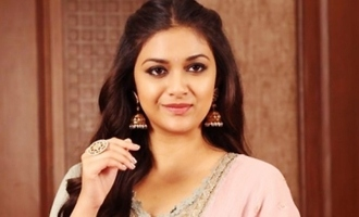 It's about mileage, honey: Keerthy Suresh