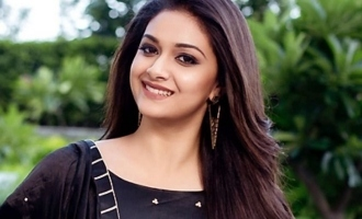 Keerthy Suresh's Hindi debut titled 'Maidaan'