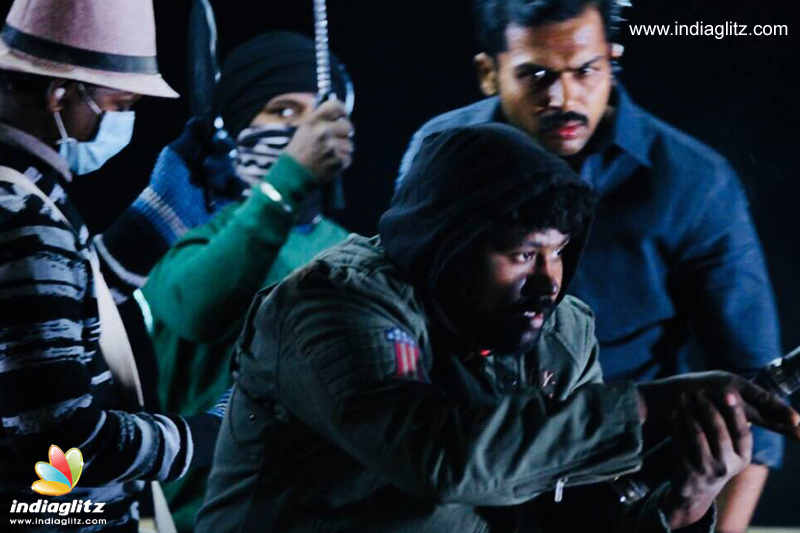 Khakee': How hunt for those superb locations went - Telugu