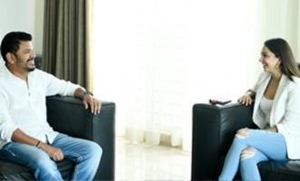 Kiara Advani it is for Ram Charan's movie with Shankar