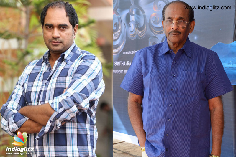 Brahmin group protests against Krish-Vijayendra Prasad's film