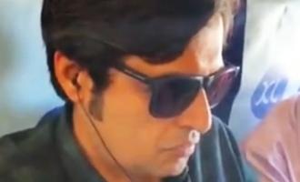 Comedian 'harasses' top journalist in Indigo flight