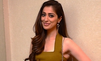 Raai Laxmi on Chiru, Pawan, Prabhas, Bunny & others