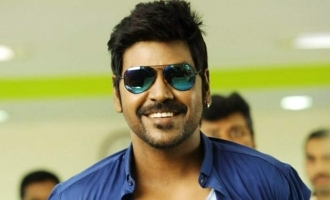 Raghava Lawrence donates Rs 3 Cr