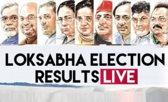 Lok Sabha Election Results 2019 - Live Updates