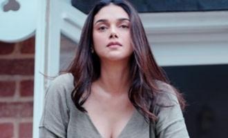 'Maha Samudram': Aditi Rao Hydari plays Maha, first look is out