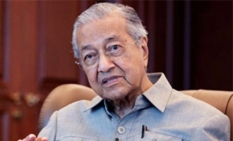Mahathir's 'Muslins have a right to kill French people' tweet pulled down