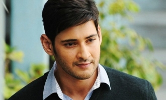 Mahesh Babu curls up with best-seller