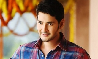 Mahesh's character gets elevated as a Rishi, again!