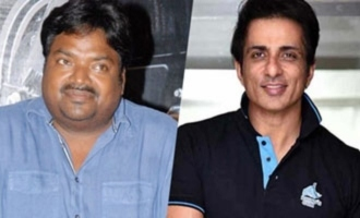 Sonu Sood responds to Meher Ramesh's appeal in short time