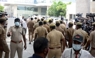 SP Balasubrahmanyam: Full police bandobast outside hospital