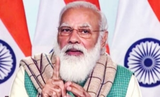 Vaccine speech: Modi quotes Gurujada's legendary line