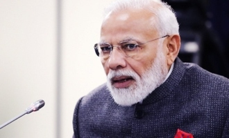 Decided to stop water to Pak to help farmers: Modi