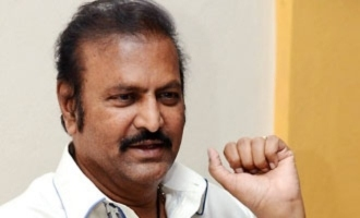 Mohan Babu tweets about flight from Singapore-Hyderabad; fans thank him