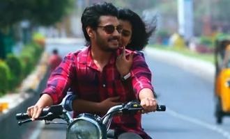Mouname Istam' Teaser: Early days in love - Telugu News