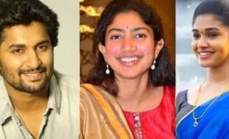 'Shyam Singha Roy': Nani to romance Sai Pallavi, Krithi Shetty