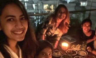 Pic Talk: Niharika throws party for Mega relatives ahead of wedding