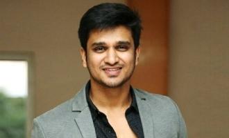 Nikhil thanks Coronavirus in an 'insensitive' comment