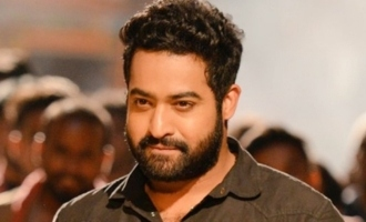 Choice of NTR's song at Howdy Modi triggers trolling