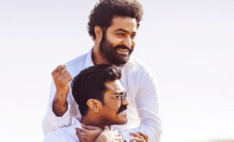 'RRR': Jr NTR, Ram Charan shoot at Mahabaleshwar