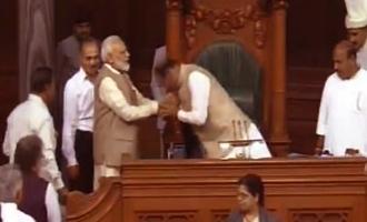 Om Birla elected Lok Sabha speaker, unanimously