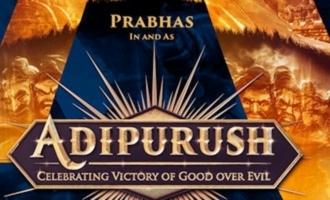 'Adipurush' director gives happy updates to Prabhas' fans