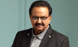 Padma Vibhushan for SPB elates Megastar Chiranjeevi