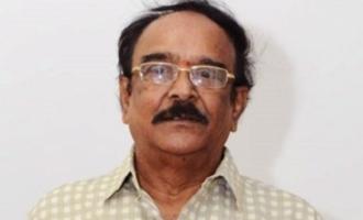 పరుచూరి వెంకటేశ్వరరావు భార్య మృతి