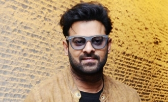 Prabhas' film with big director: To believe or not to?