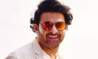 Crazed gossip on Prabhas's film with unlikely director