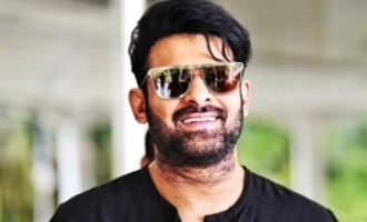 Pic Talk: Prabhas spotted at RTA office; Fans gather