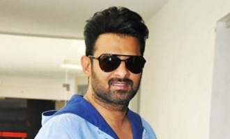 Prabhas chips in with a donation of Rs 1 Cr