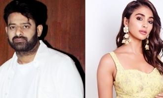 Fake pic of Prabhas-Pooja Hegde misleads fans