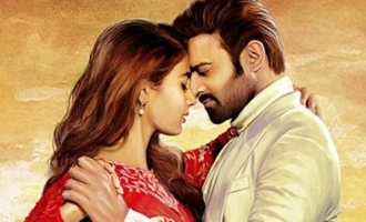 First Look: Prabhas, Pooja Hegde in lovely pose in 'Radhe Shyam'
