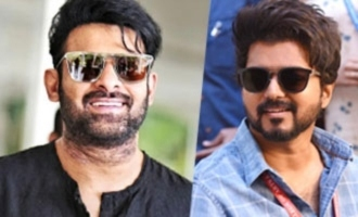 Cinematographer of Prabhas' film roped in for Vijay's pan-India flick