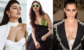 Priyanka, Deepika, Kangana rock it at Cannes