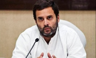 Rahul Gandhi suspends rallies in Bengal, gets trolled for hypocrisy