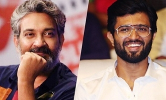 Rajamouli, Vijay Deverakonda, etc. laud latest Teaser