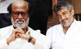 Rajinikanth, Ajith make donation to TN CM's fund