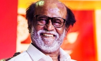 Rajinikanth spotted at Ashram during spiritual tour