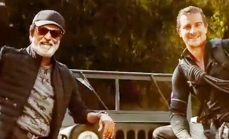 Rajinikanth's 'Into The Wild' Motion Poster out