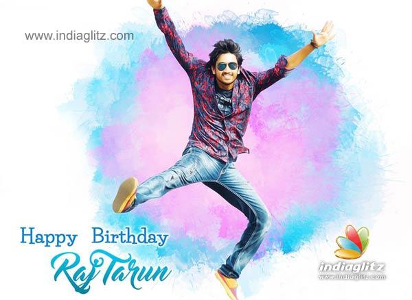 Happy Birthday Raj Tarun Telugu Movie News Indiaglitz Com